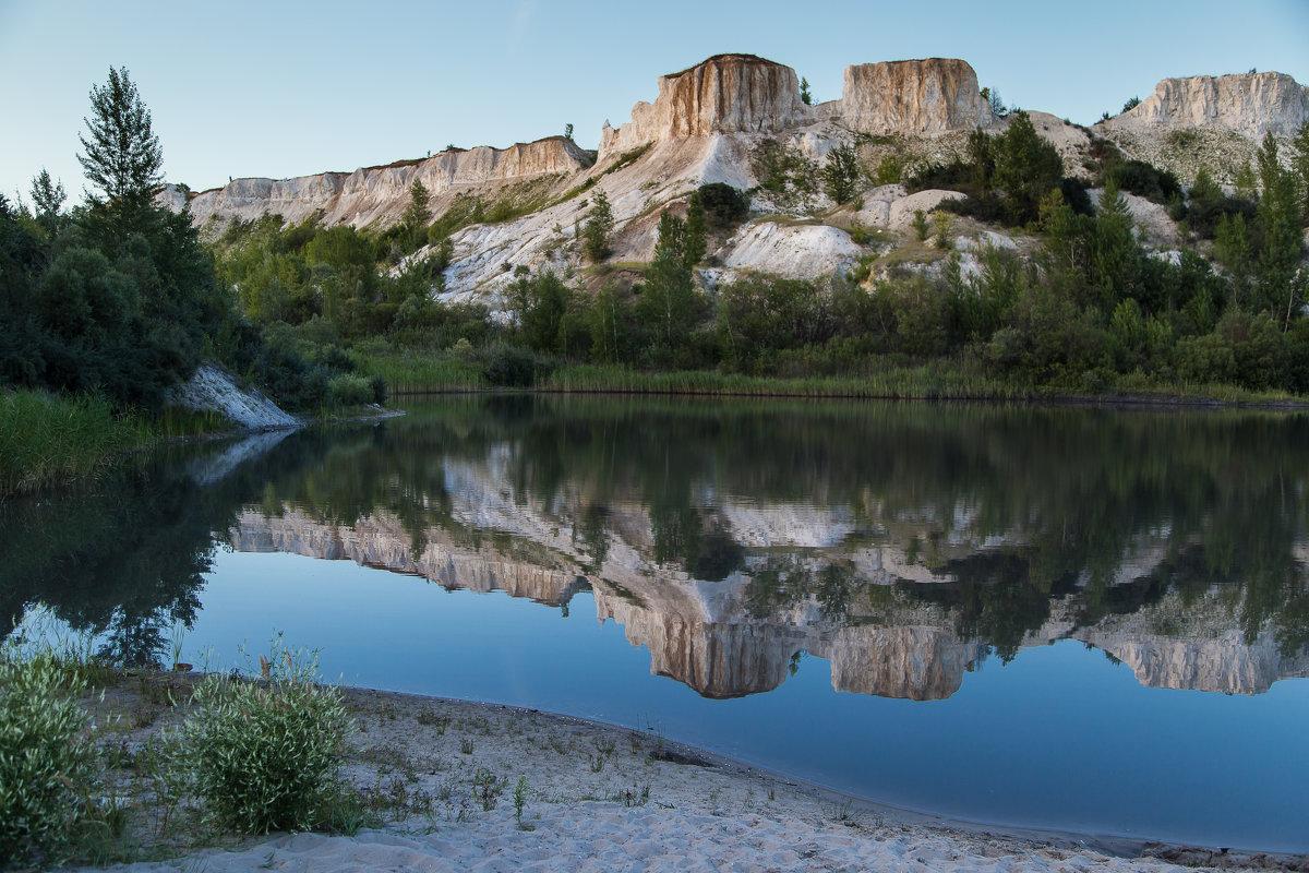 ...и голубых озер - Зоя Коптева