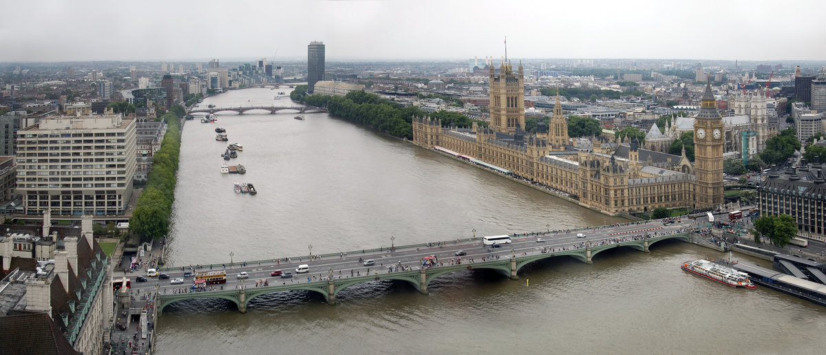 Лондон - Сергей Лошкарёв