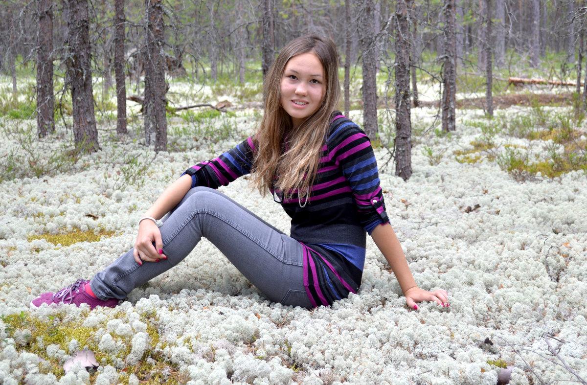 Белый мох - Алтай Сейтмагзимов
