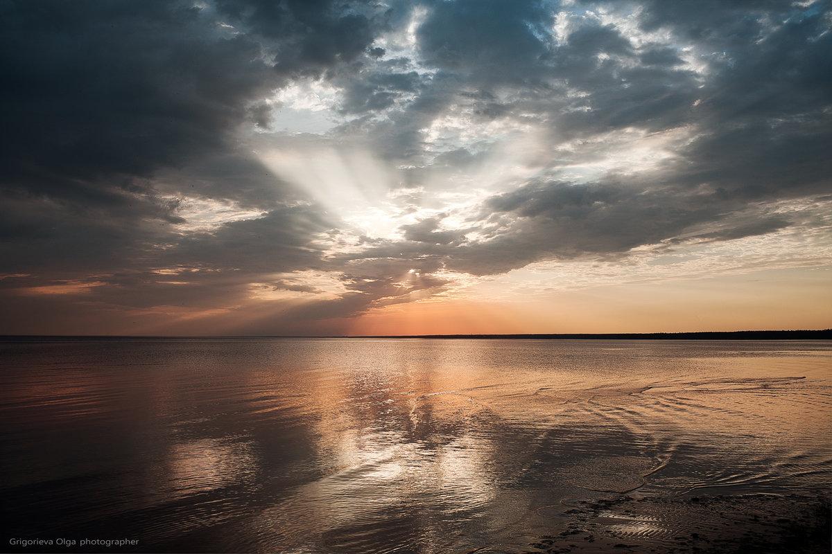 Финский залив - Ольга