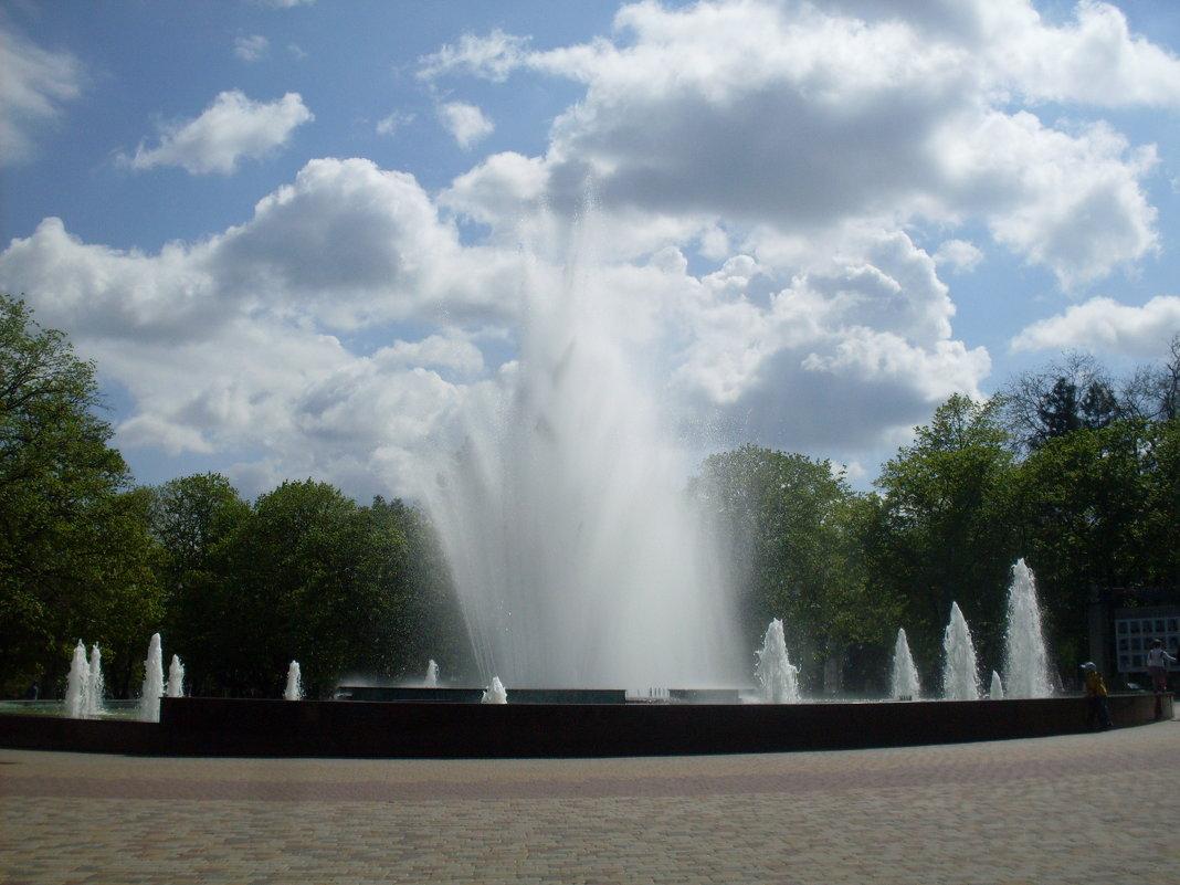 Центральный парк, г. Армавир - Иришка Бекетова