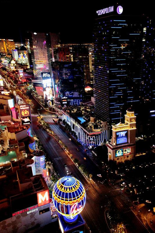 Las Vegas Strip - Krista Kuznetsova
