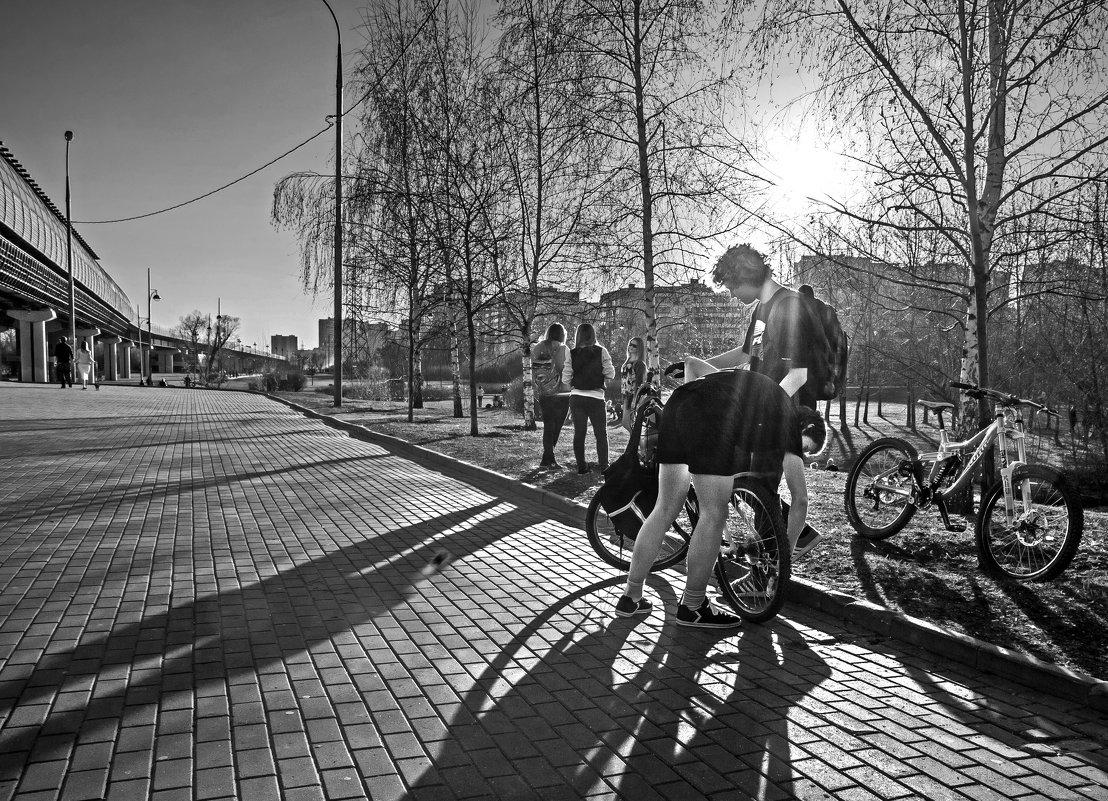 Весна - Алексей Окунеев