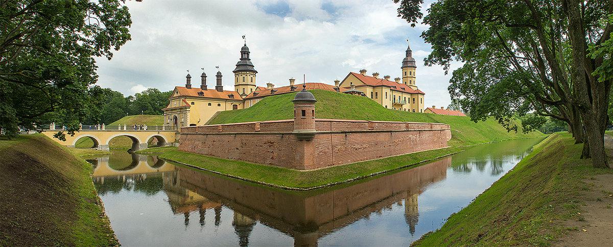 Несвижский замок - Оксана Мяделец