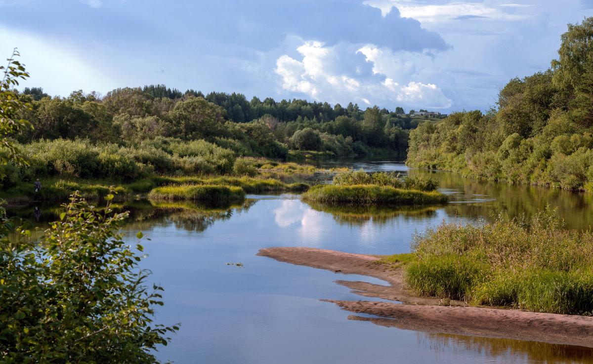 рыбалка на реке кокшеньга в архангельской области