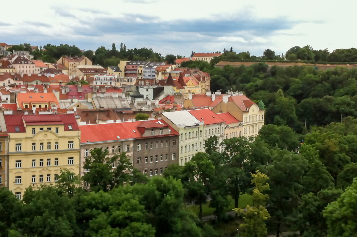 вновь Прага - Вадим Мирзиянов