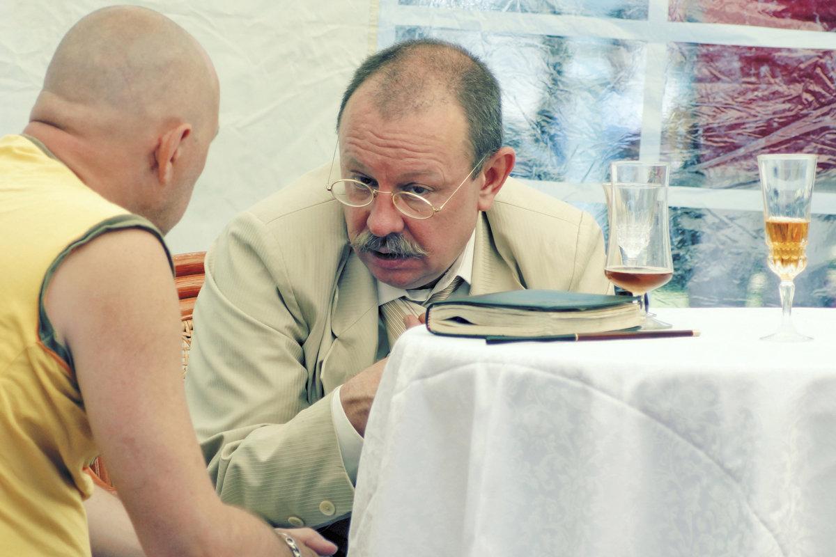 доверительная беседа - Владимир Матва