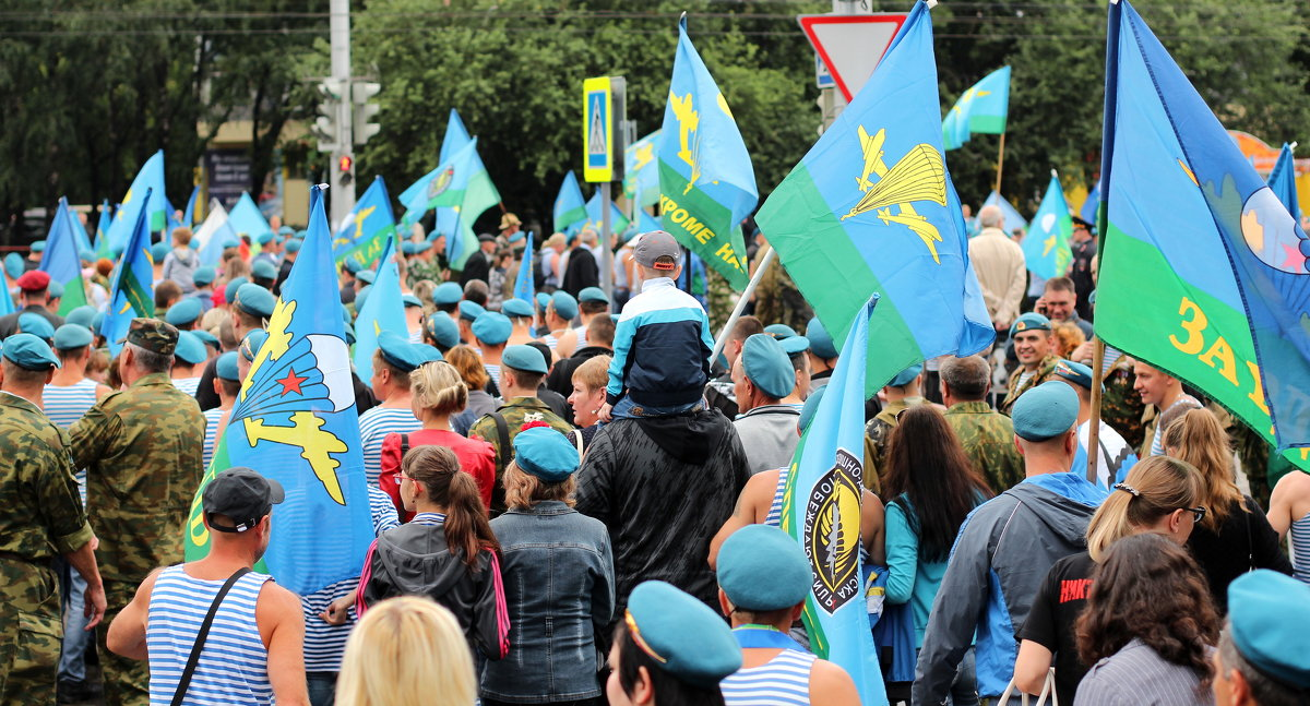 Флаги наших отцов - Дмитрий Арсеньев