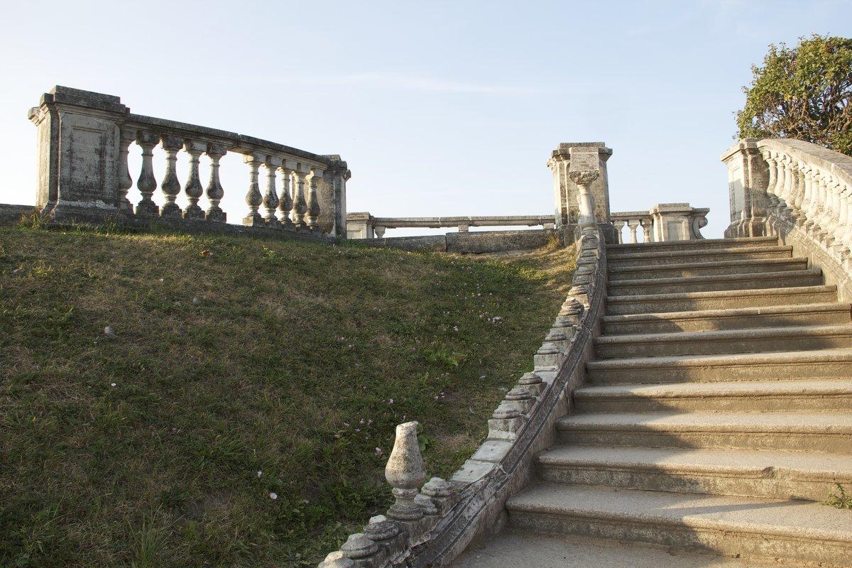 Старая старая лестница - NIKOLAY Nagaev