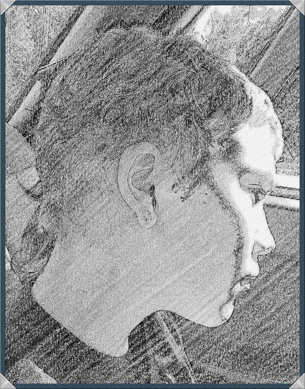 портрет в дороге - Ирина Томина
