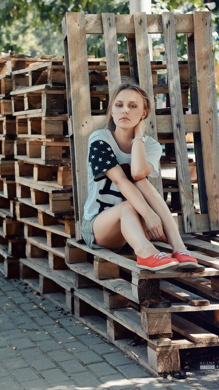 Крис - Alina Golovkova