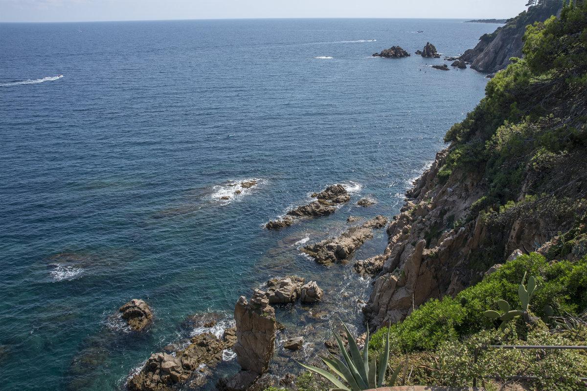 Испания. Бланес - Минихан Сафин