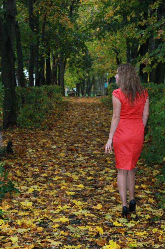 осень - Валерия Бобровская