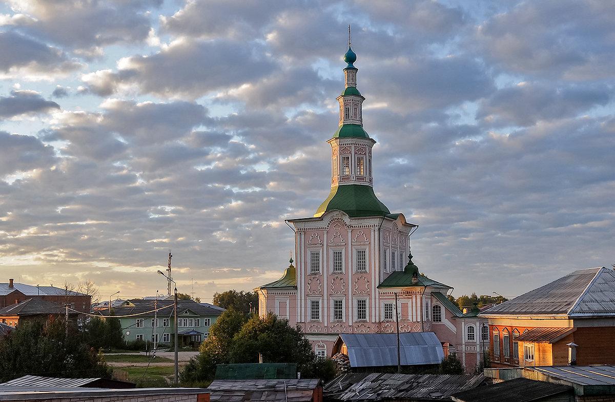 Краса Тотьмы - Galina
