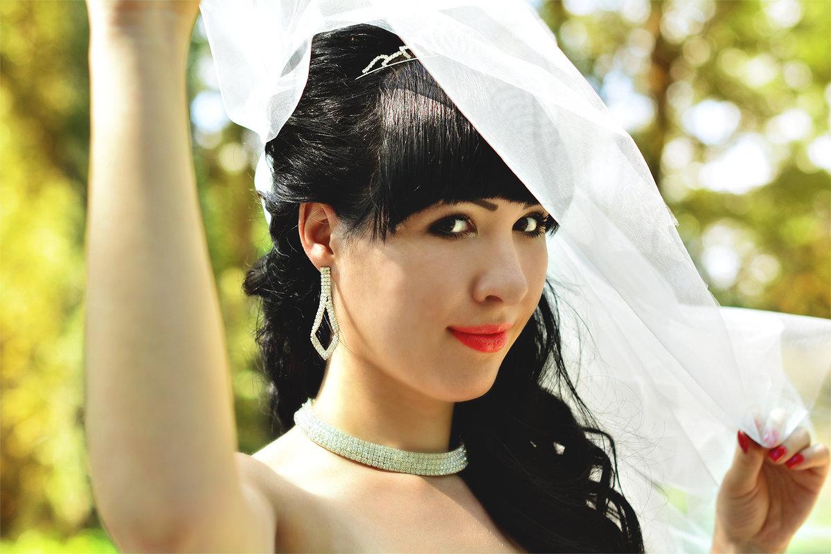 Нет жещины краше невесты... - Ксения Заводчикова