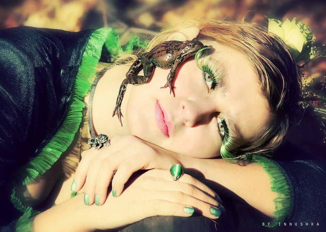 Царевна лягушка - Victoria Luneva