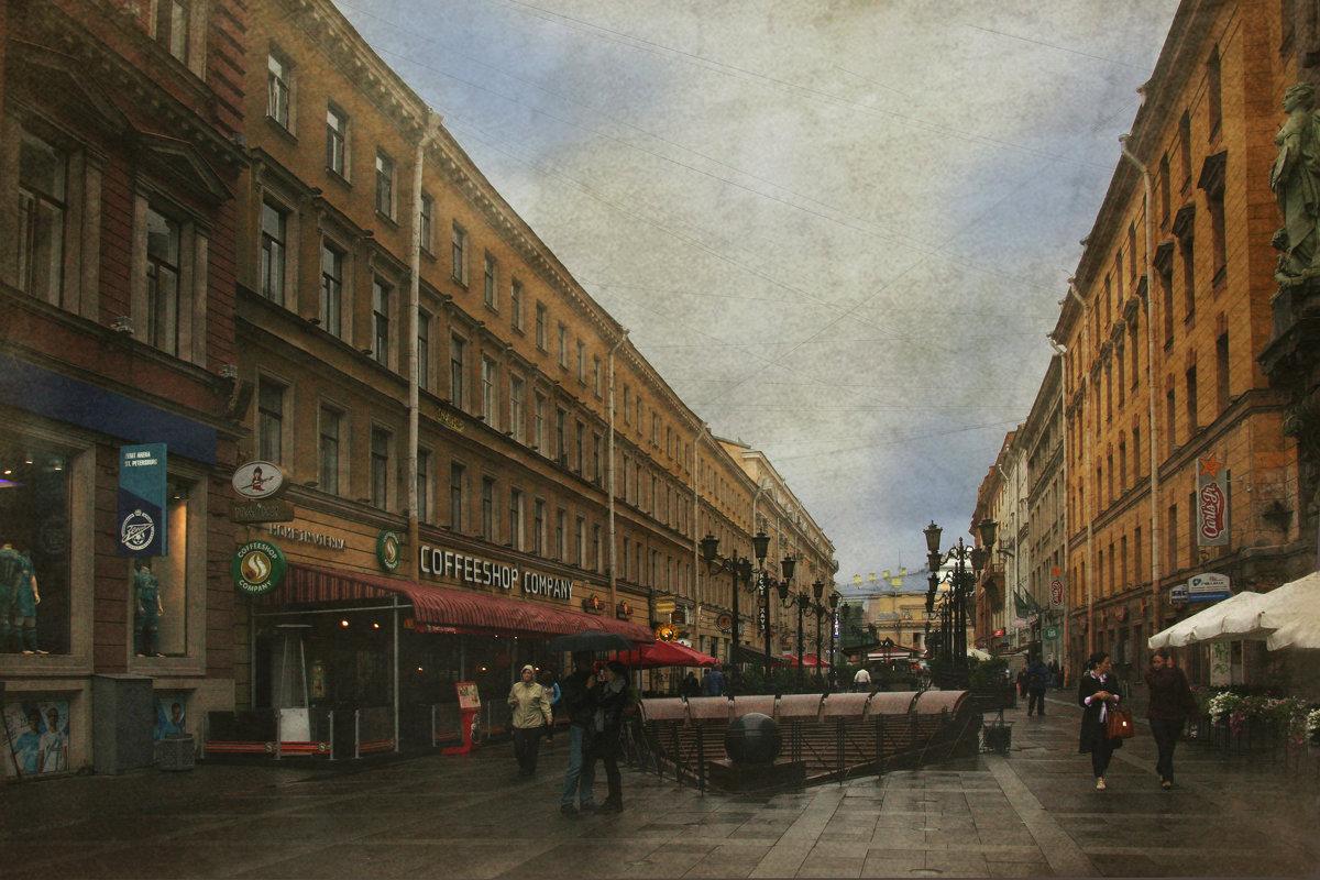 На улицах Питера. - lady-viola2014 -