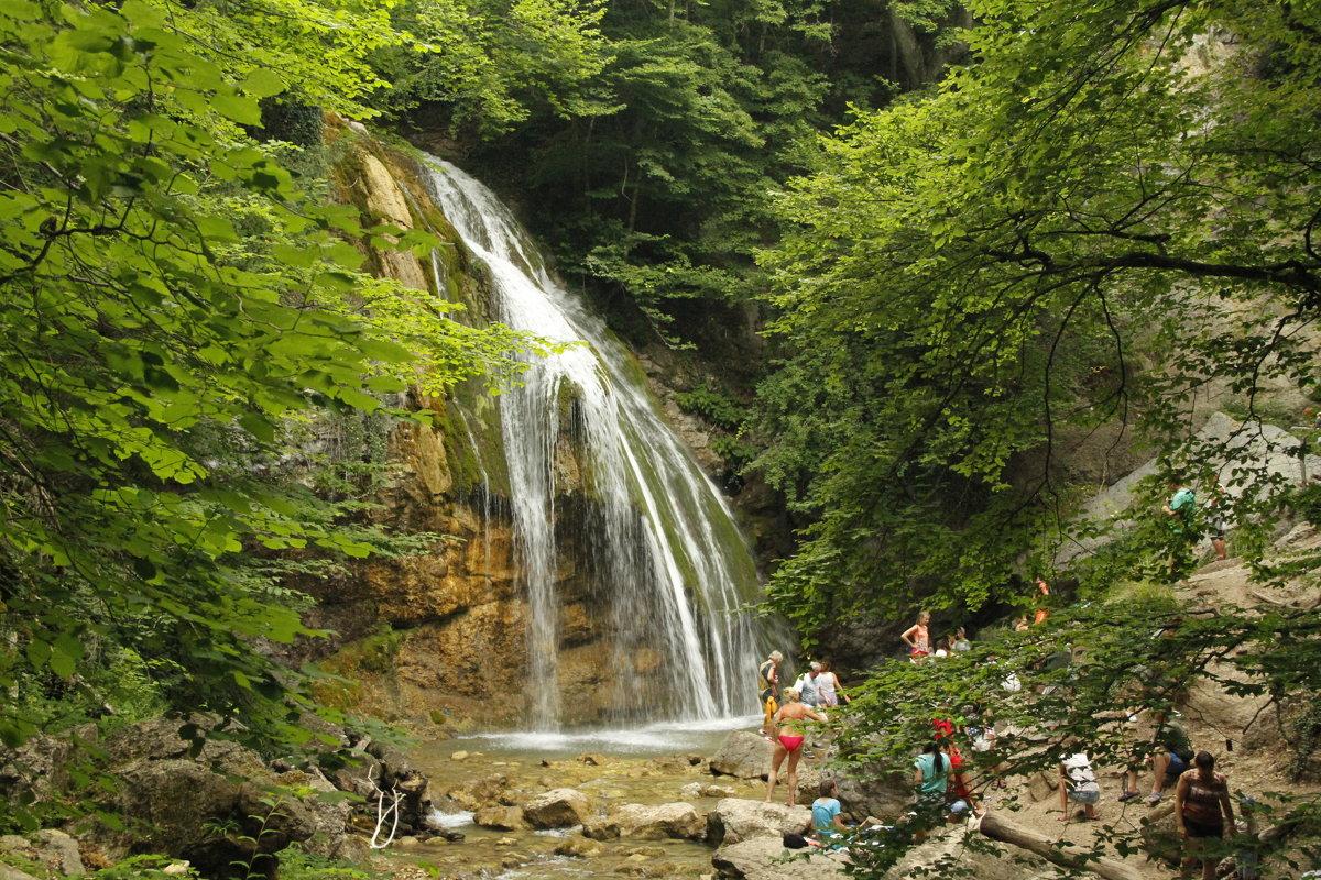 Водопад Джур-джур - esadesign Егерев
