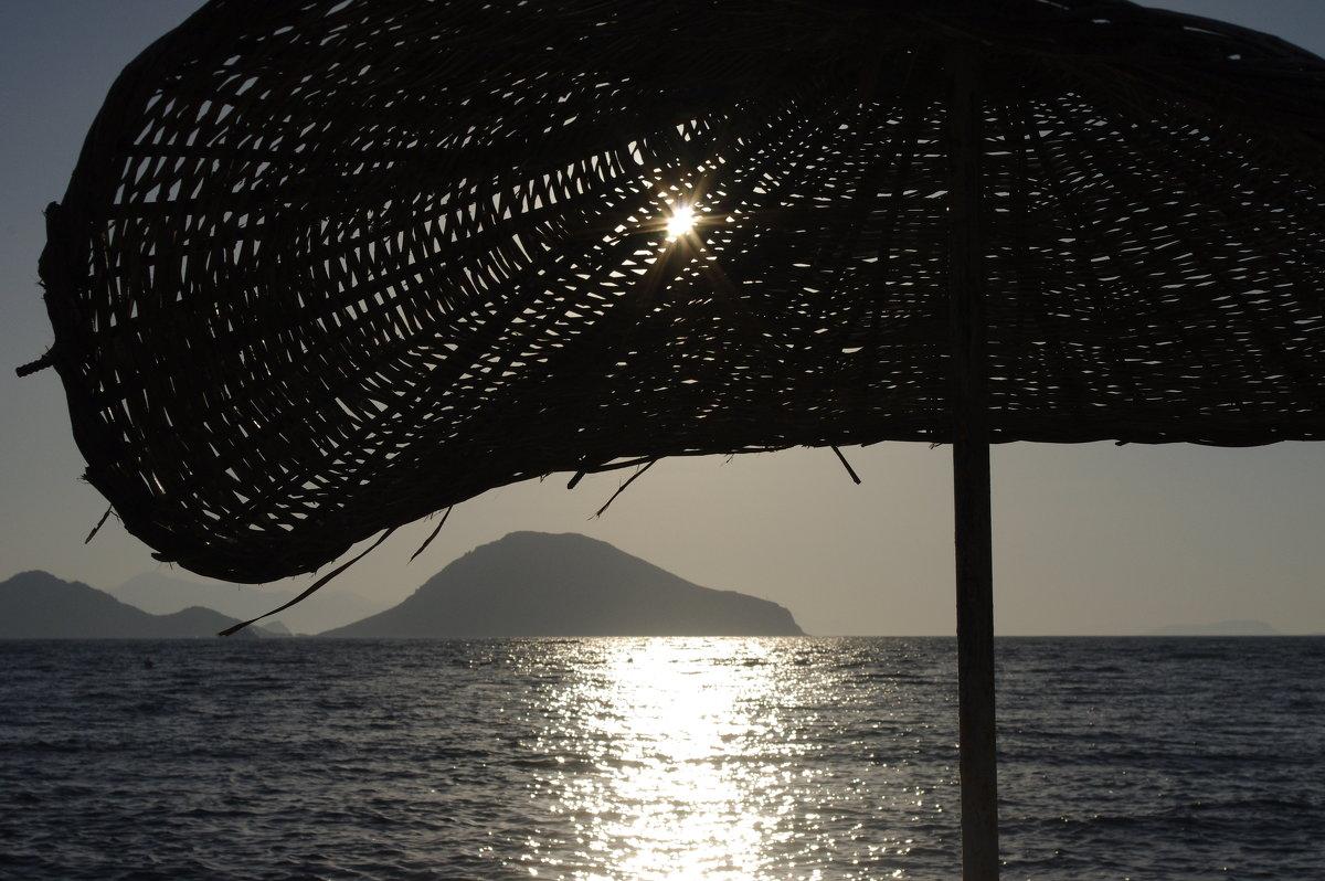 в море и отдохнуть - İsmail Arda arda