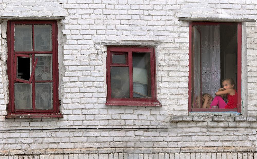 Три окна - Игорь Чубаров