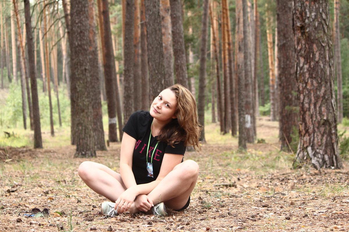 портрет - Диляра Садриева
