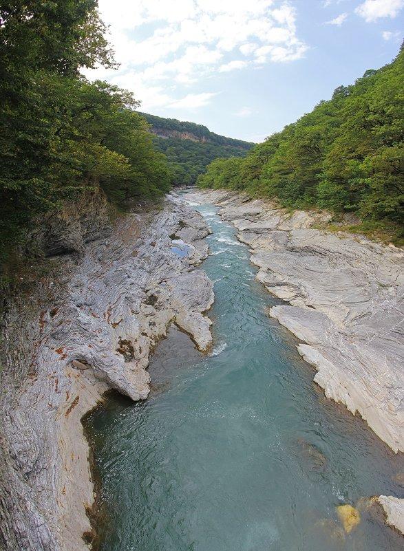 Река Белая - - AVD -
