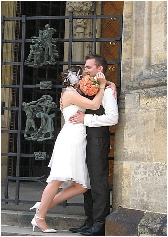 Свадьба в Праге. - Elena Izotova