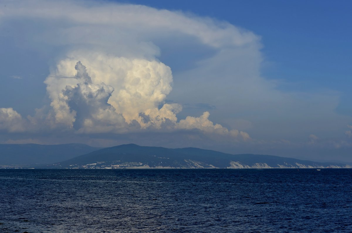 Морской пейзаж - Владимир Константинов
