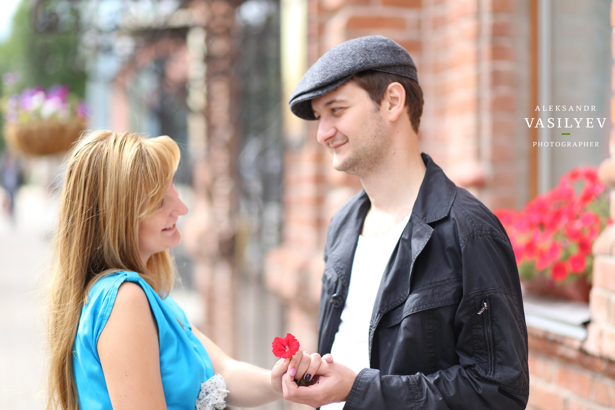 Love story Тимофей и Дарья 28.07.14 Part I 30-е - Alexander Vasilyev