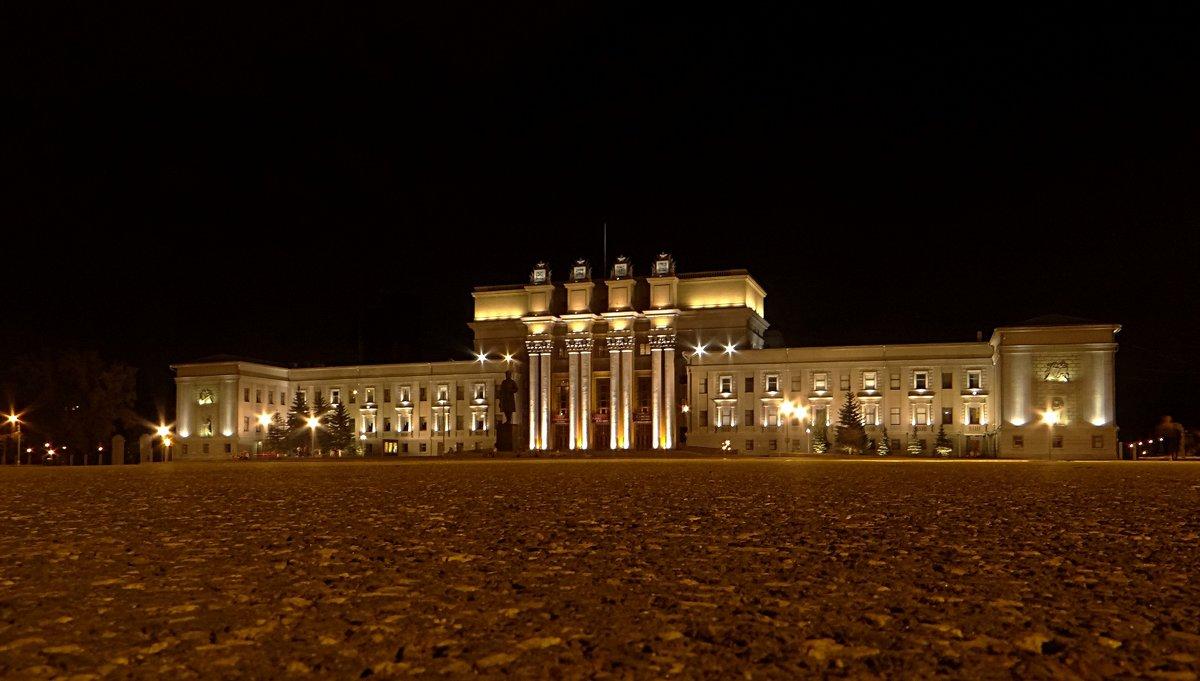 Самарский академический театр оперы и балета. - Татьяна Кошкина