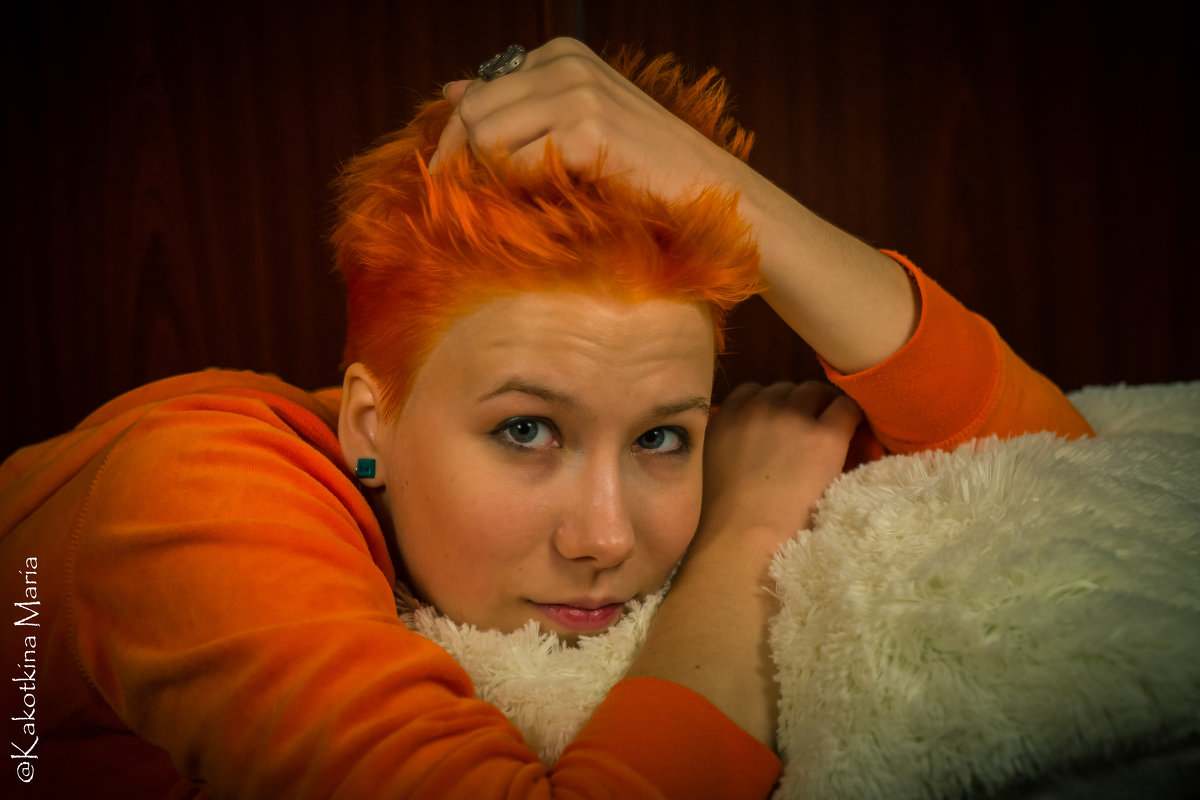 Рыжик - Мария Какоткина
