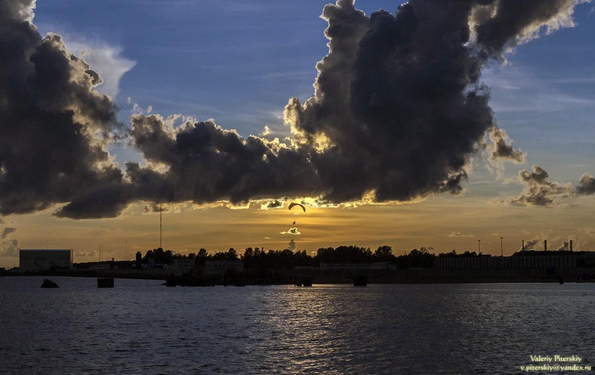 Полет на закате - Valeriy Piterskiy