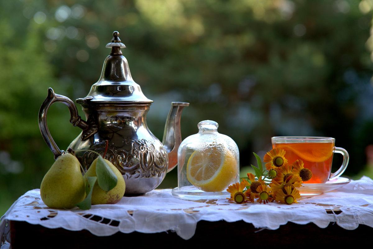Вечерний чай - Евгения Иванова