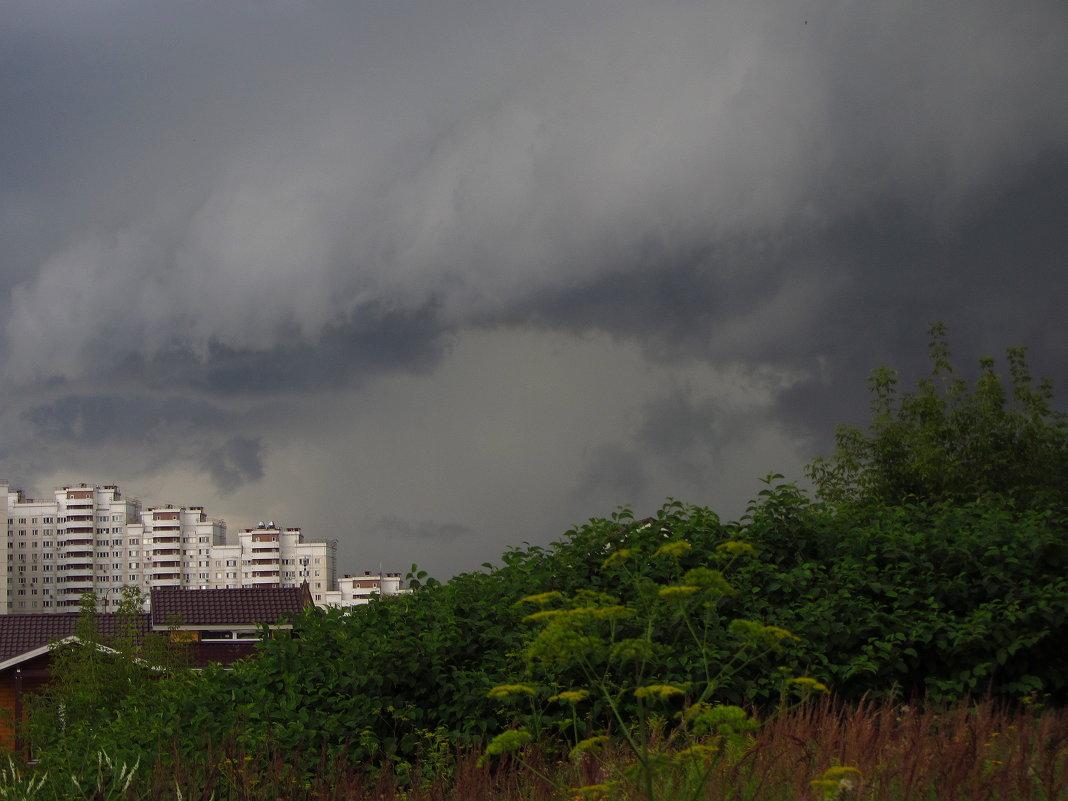 Небо не просто так грозилось! IMG_1260 - Андрей Лукьянов