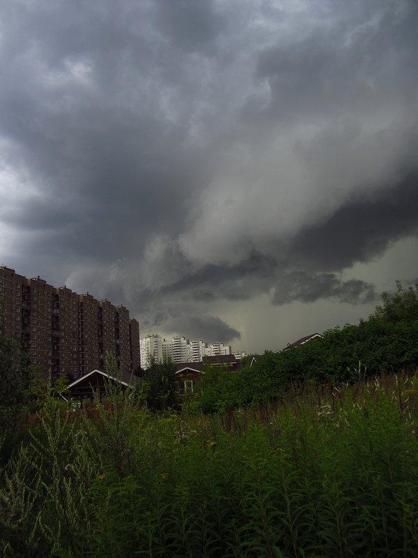 Небо не просто так грозилось! IMG_1267 - Андрей Лукьянов