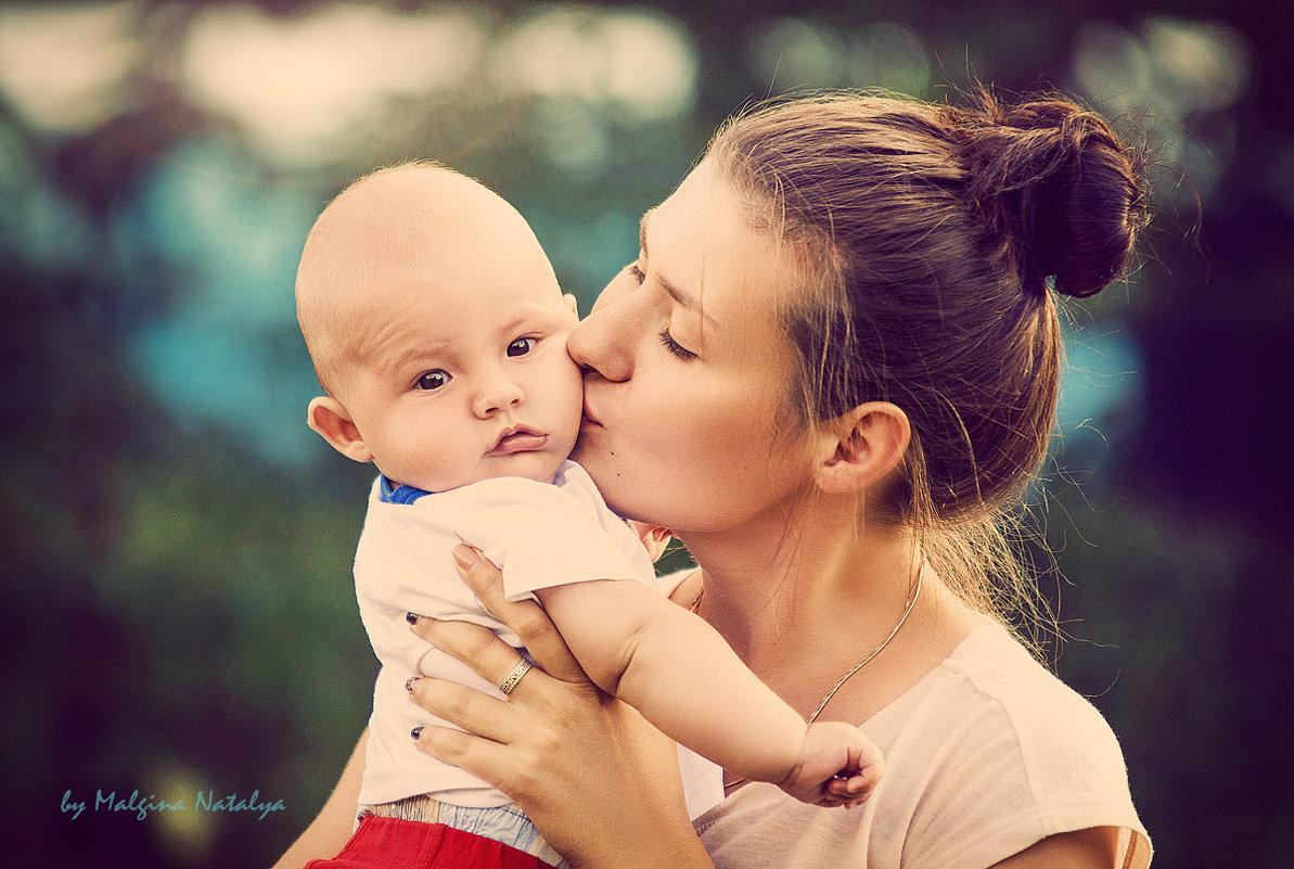Поцелуй любви - Malgina Natalia