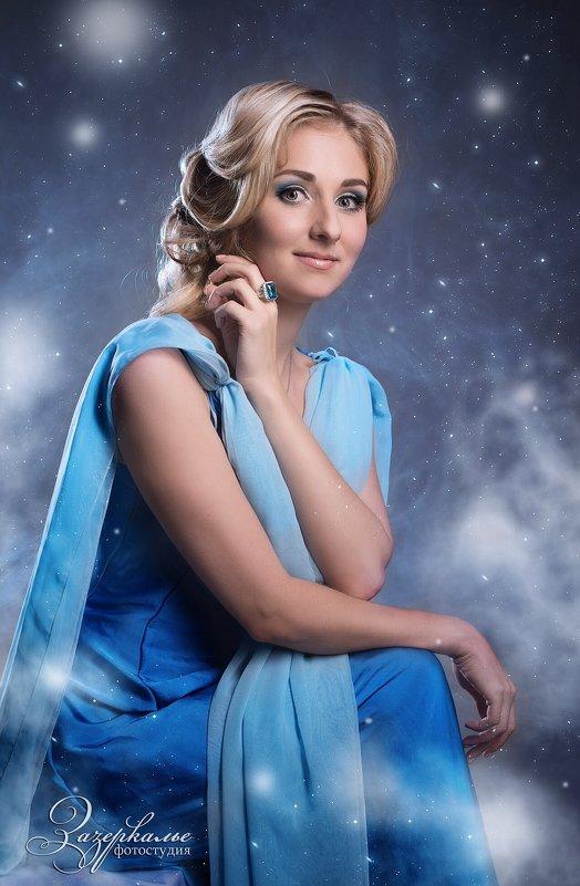 "Просто ""гламур"" - Юлия Хапугина"
