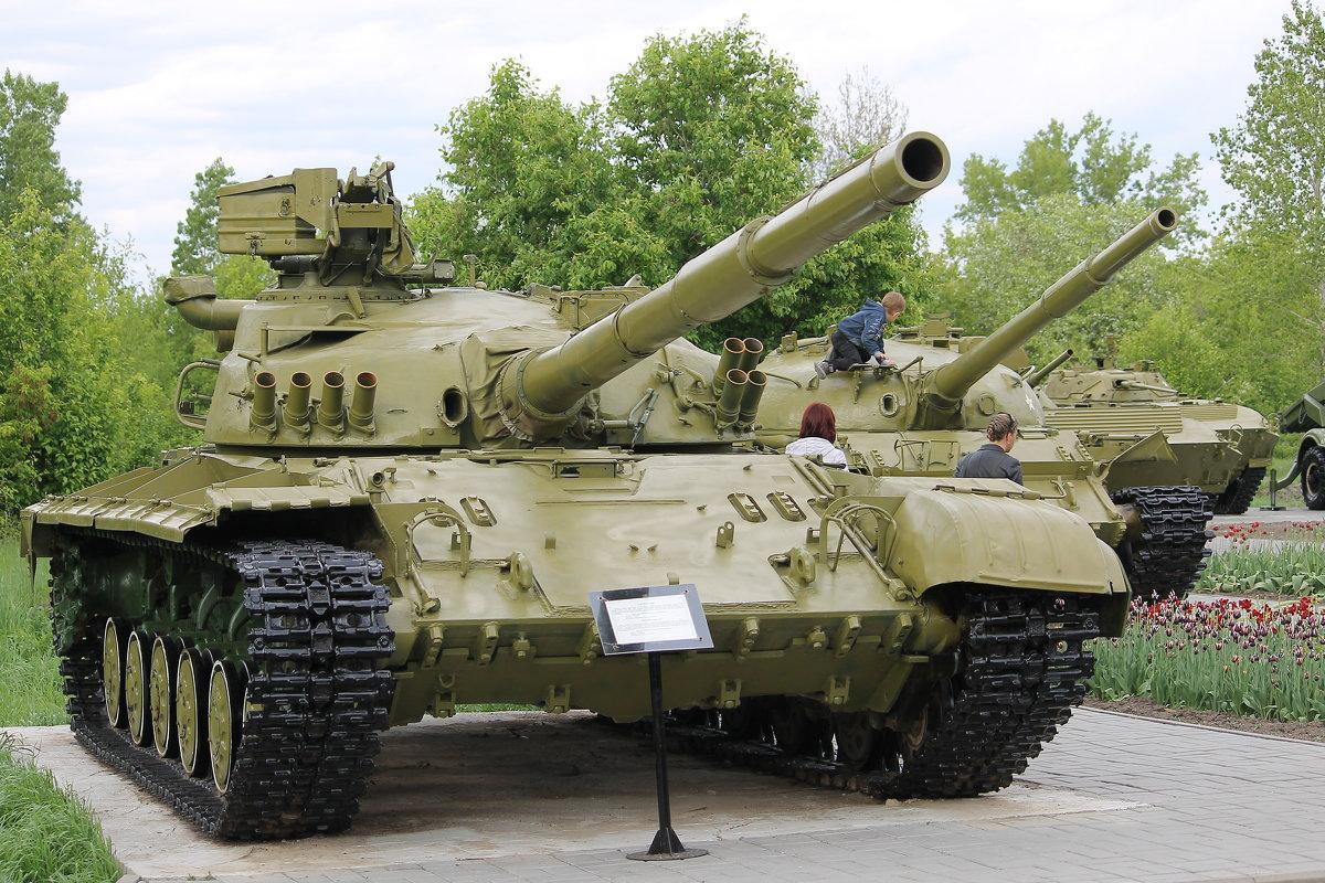 не настаящий танк - Эрик