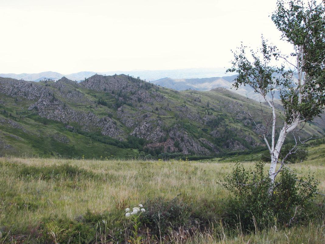 Подорож в гори - МищЪя Бульбо