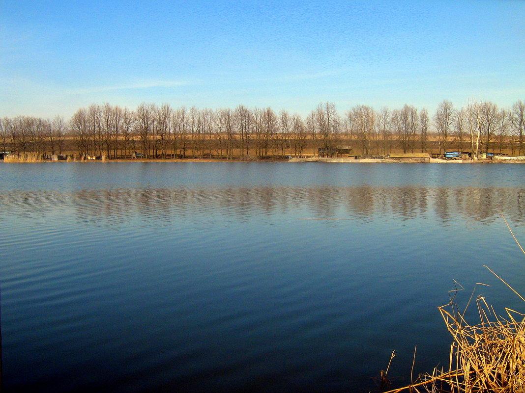 Гляжу в озера синие... - Валентина ツ ღ✿ღ