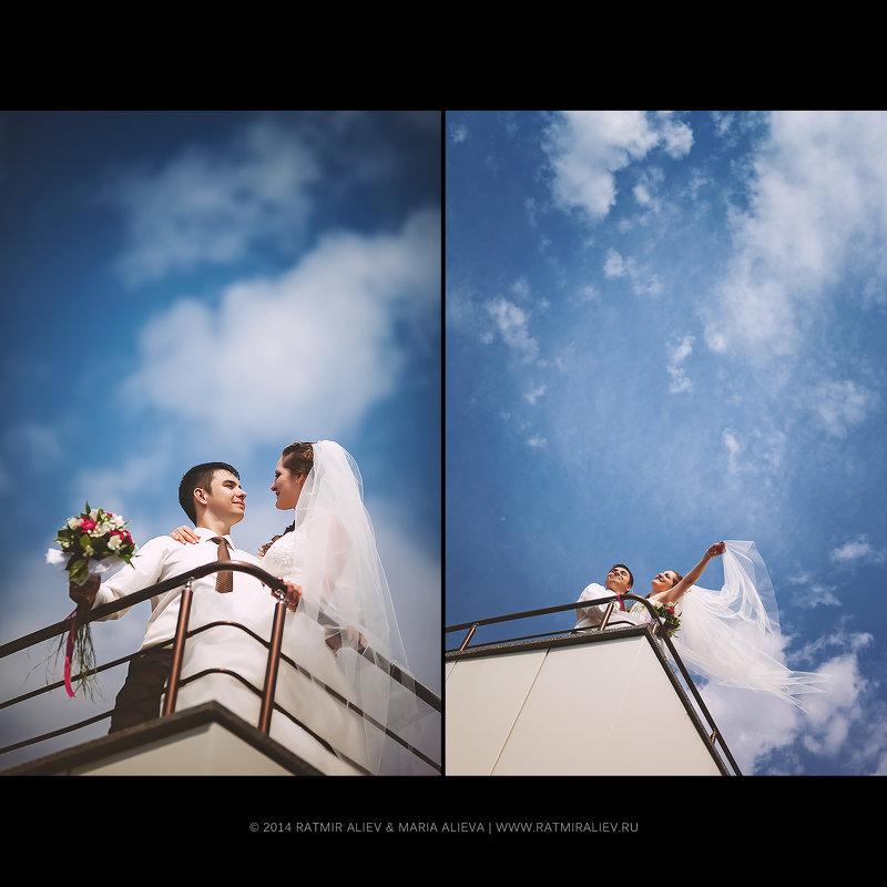 Свадебное фото 2014 - Maria Alieva