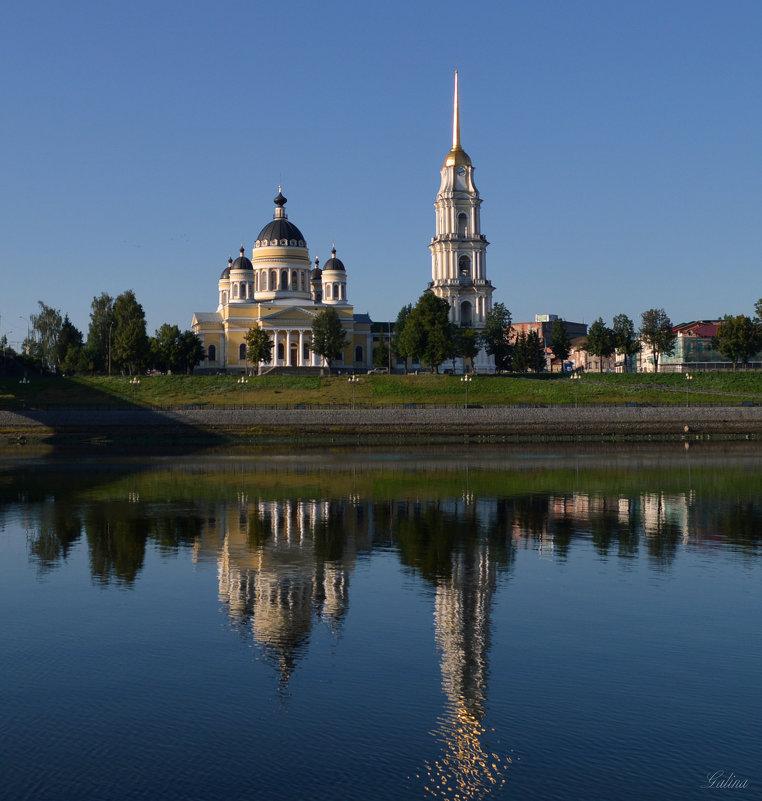 Спасо-Преображенский собор - Галина Galyazlatotsvet