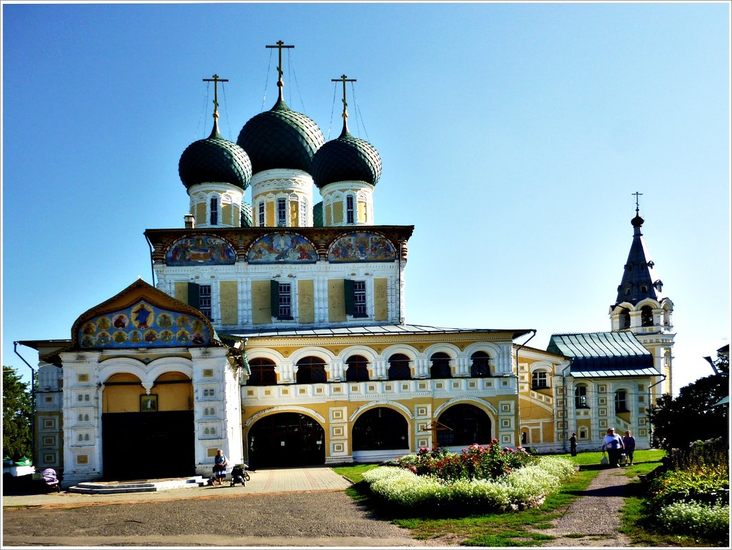 Вознесенский собор (2). - Владимир Валов