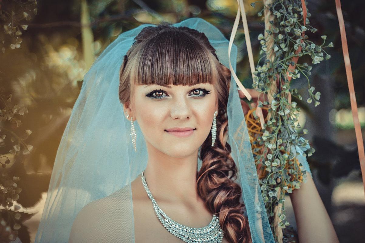 свадебные прически буденновск