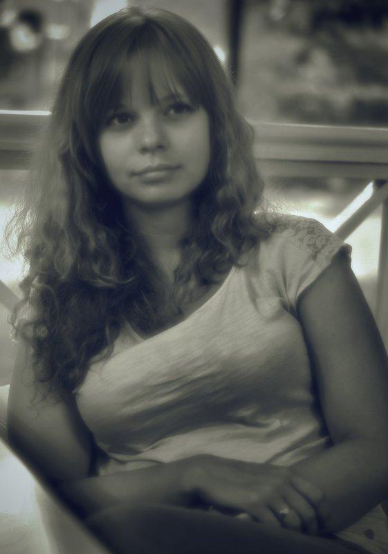 Rainy day... - Ольга Сергеева