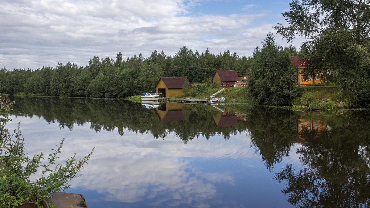 рыбалка белозерского района