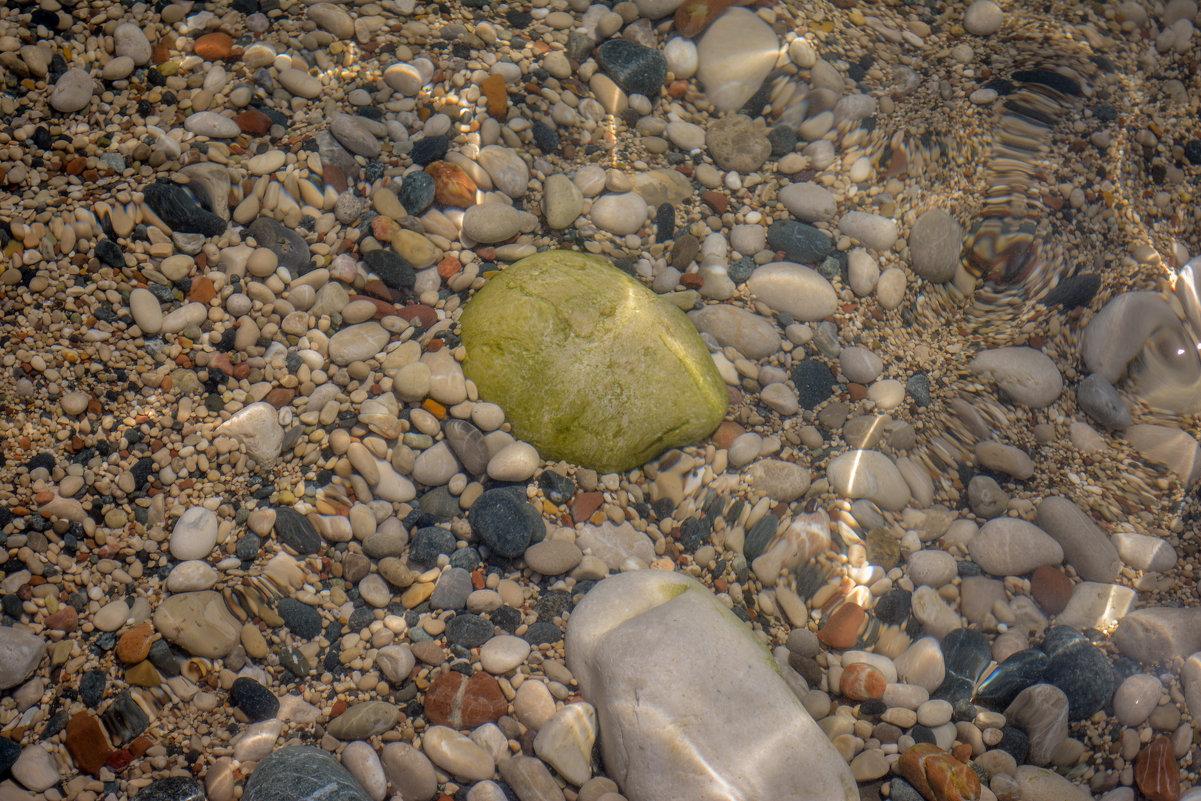 Морские камни под водой - Наталья Чуфистова