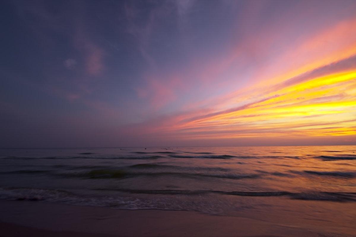И снова этот волшебный закат... - Olga Vorzheva