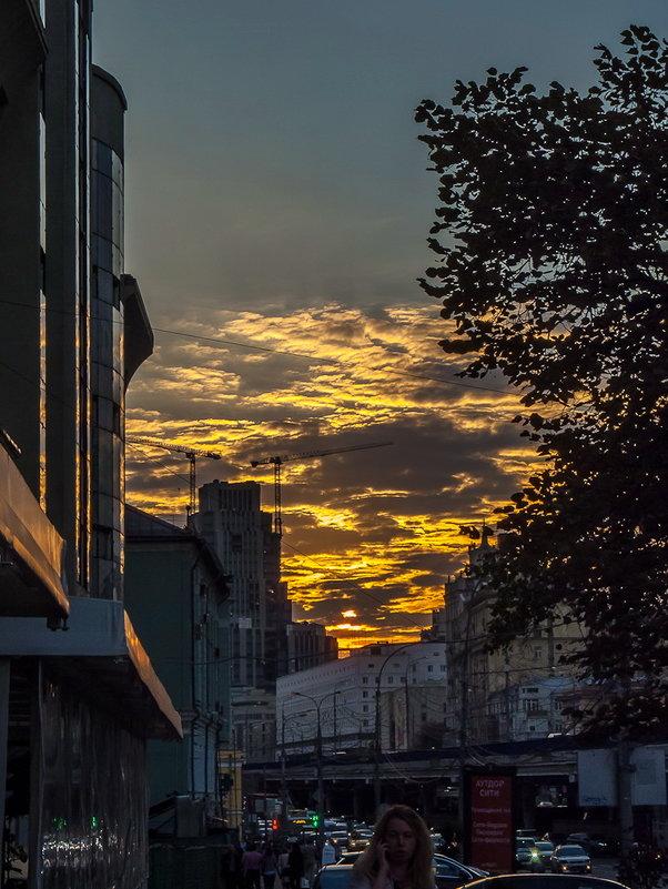 Осенний вечер... - Наталья Rosenwasser