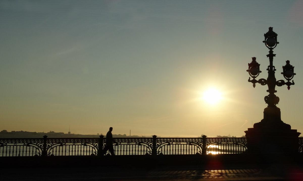 Троицкий мост. - Владимир Гилясев